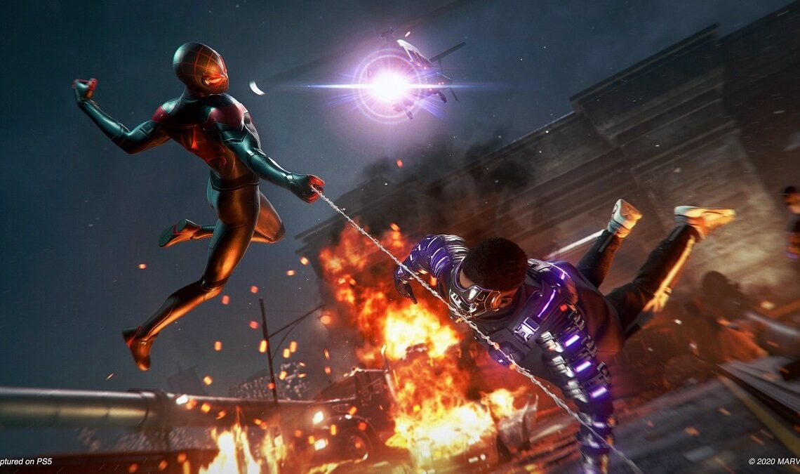 Marvel's Spider-Man: Remastered won't support PS4 to PS5 save transfers