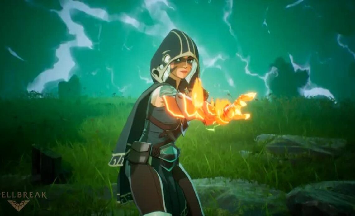 Does Spellbreak have duos and solo play?