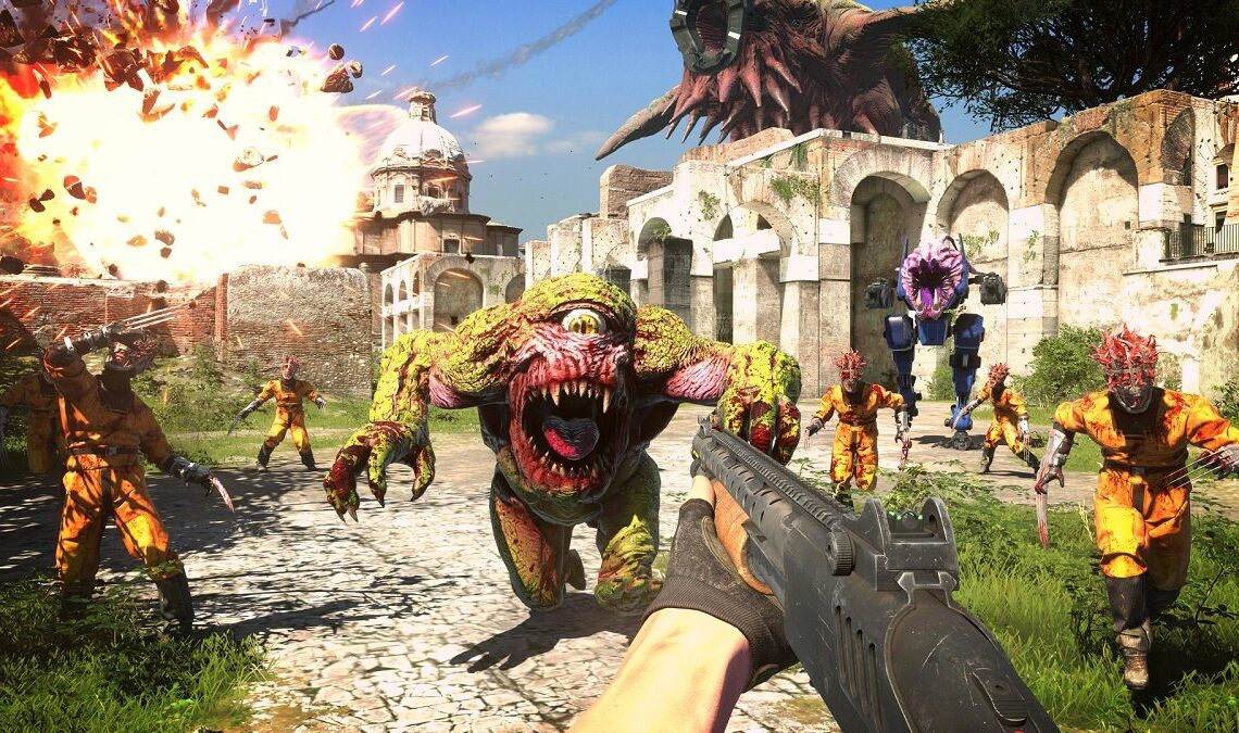 What is the Serious Sam 4 unlock time?