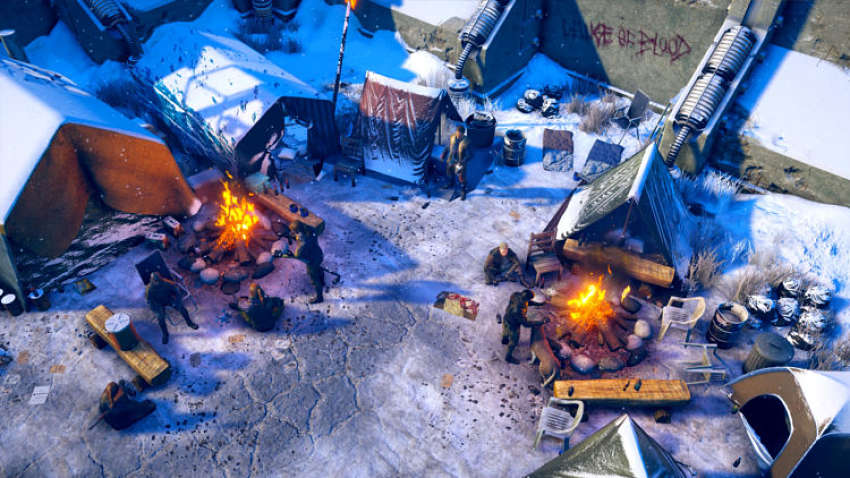 New Wasteland 3 patch 1.1.2 notes