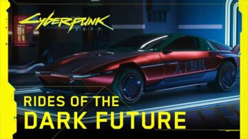 New gameplay trailer shows Cyberpunk 2077 vehicles