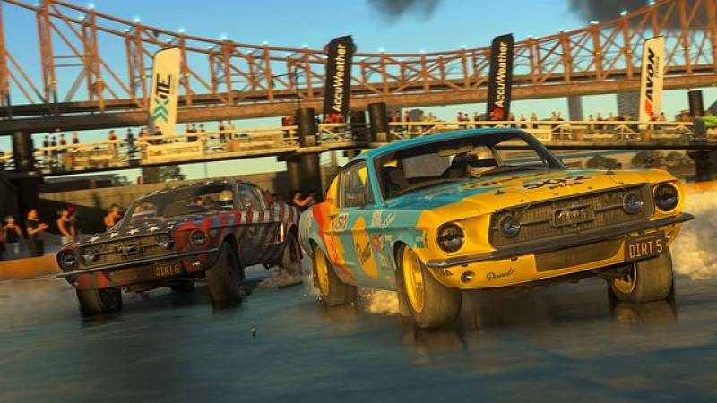 DiRT 5 on Xbox Series X has a new trailer