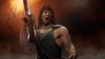 Mortal Kombat 11 Ultimate showcases Rambo getting first blood in new trailer