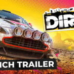 Dirt 5 has a new launch trailer, check it out