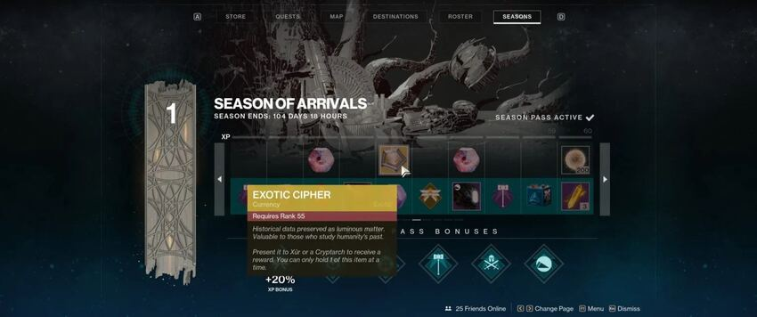 How to get Exotic Ciphers