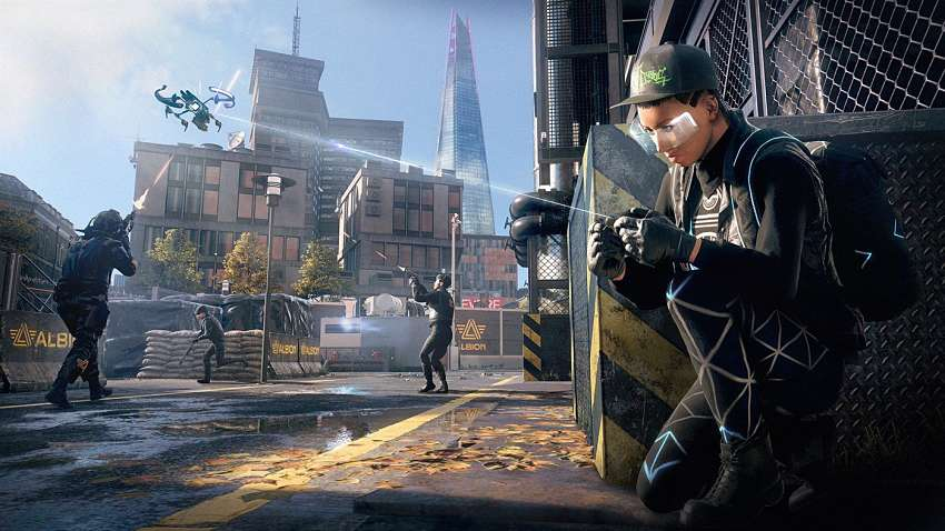 Watch Dogs Legion Photo Mode Guide