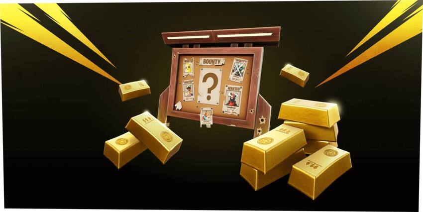 What are Gold Bars in Fortnite?