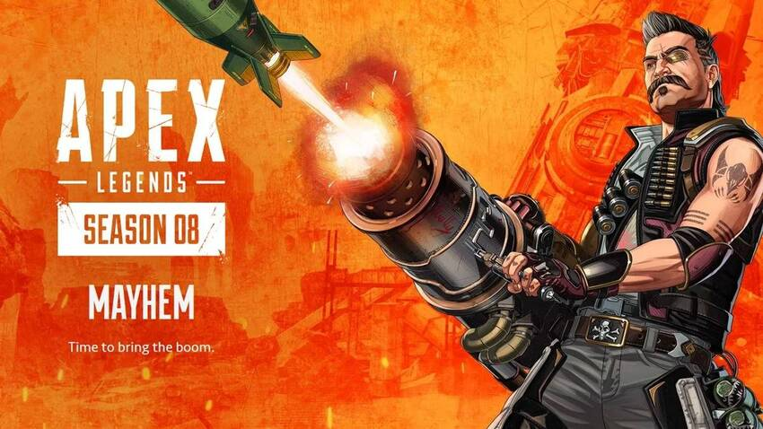 Here's what we know about Apex Legends Season 8: Mayhem