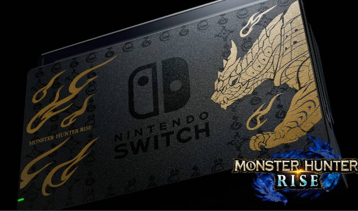 Monster Hunter Rise Switch bundle announced