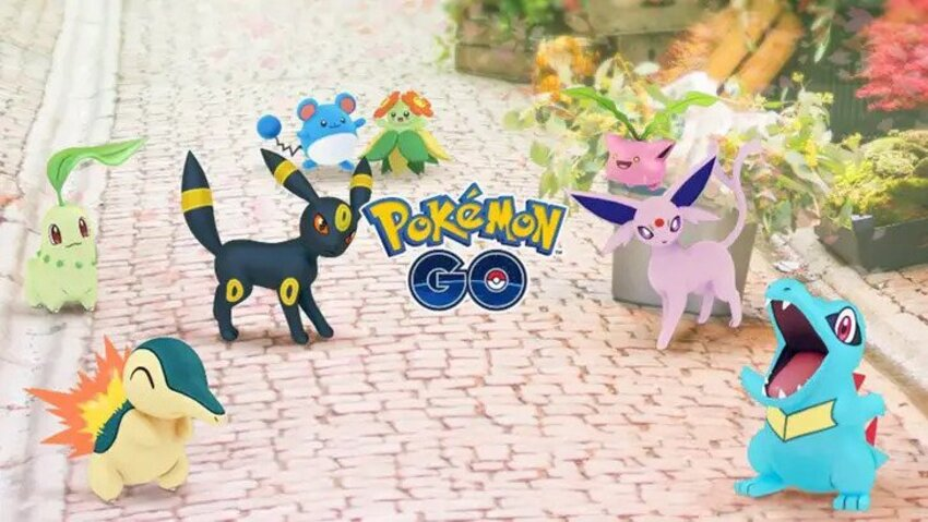 How to complete the Johto Collection Challenge in Pokémon Go