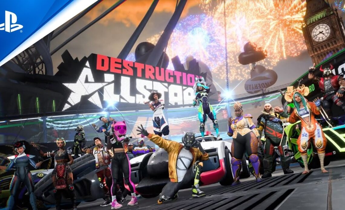 What are the Destruction Allstars Trophy requirements?