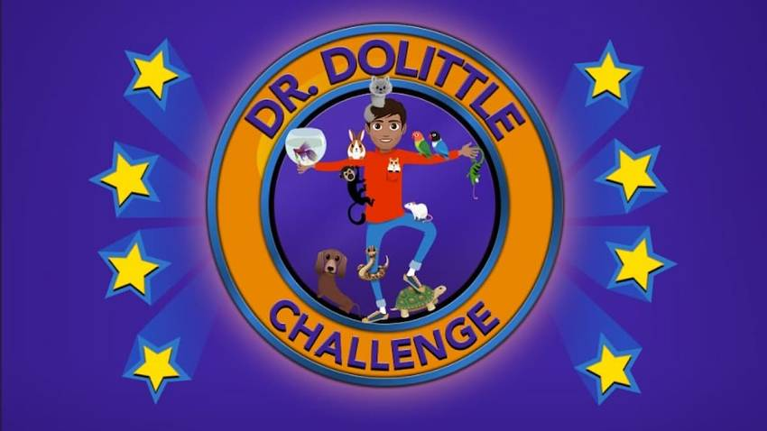 How to complete the Dr. Dolittle Challenge in BitLife