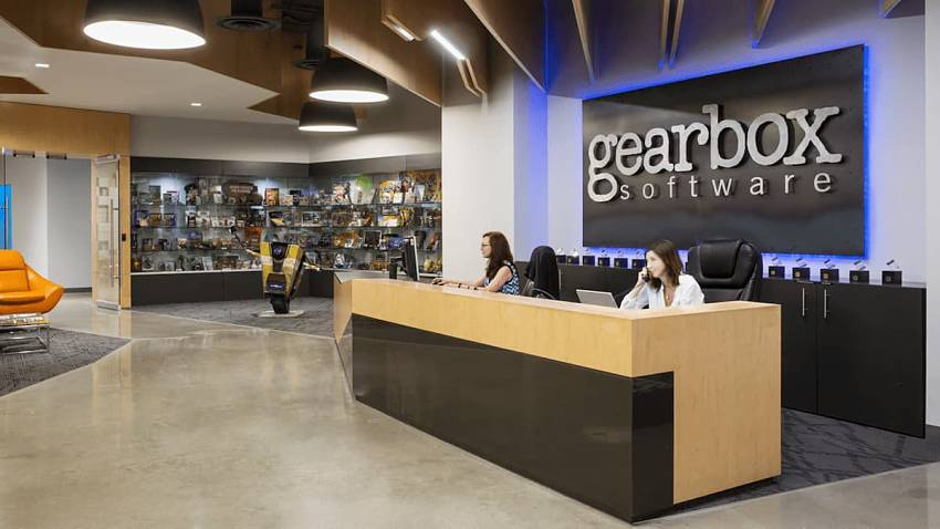Gearbox has been acquired by Embracer Group in $1.3 billion deal