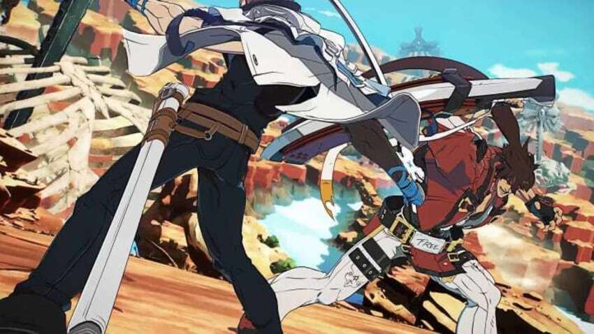 Guilty Gear Strive Delayed to June