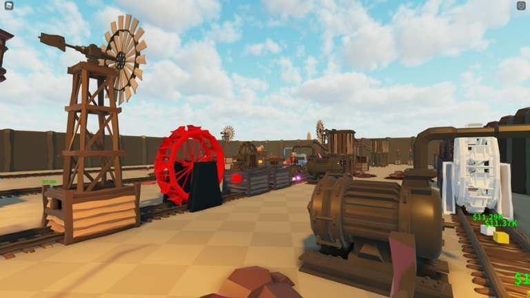 All Roblox Wild West Tycoon Codes