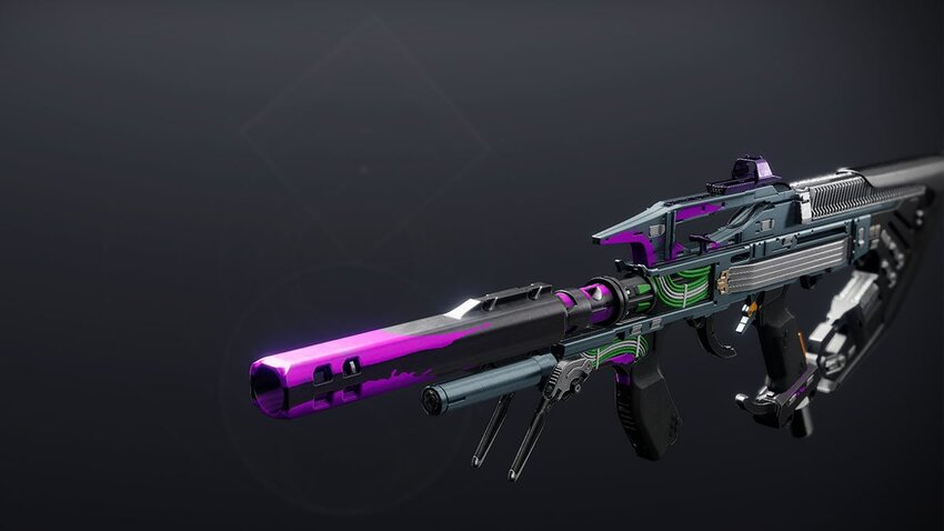 How to get the Chroma Rush Auto Rifle in Destiny 2