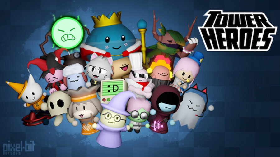 All Roblox Tower Heroes Codes