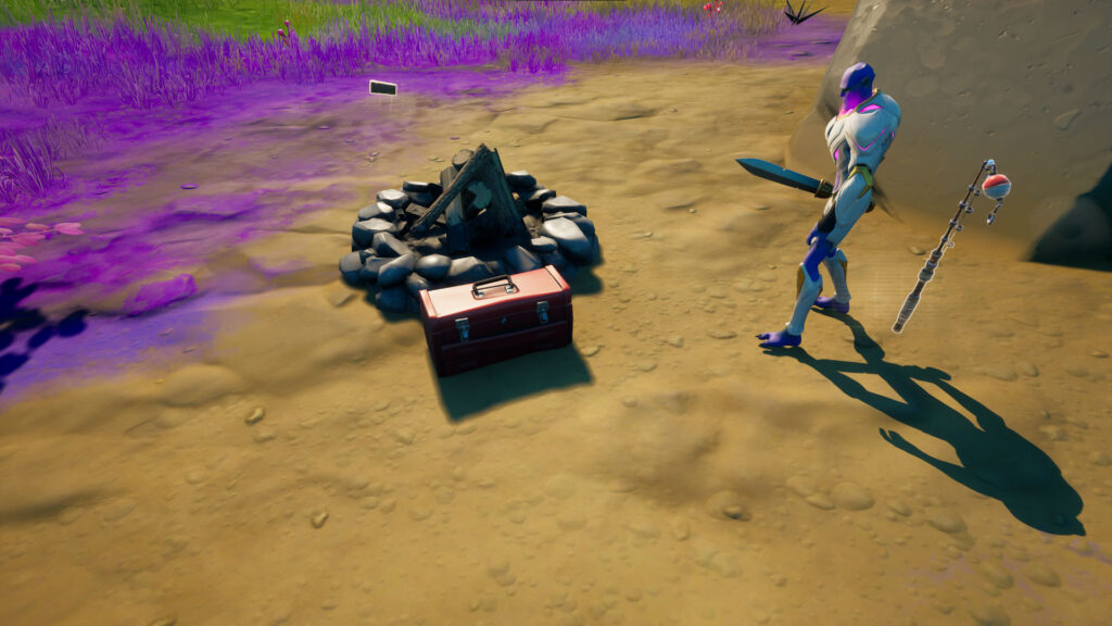Where to find nuts and bolts in Fortnite Chapter 2 Season 7