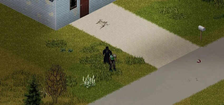 How to Sneak In Project Zomboid