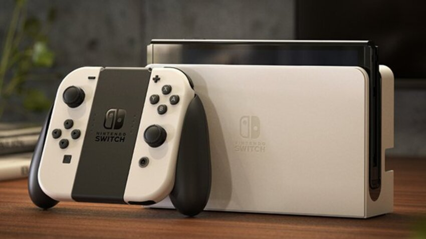 New OLED Switch Confirmed