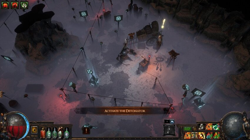 Path of Exile: Expedition Digs