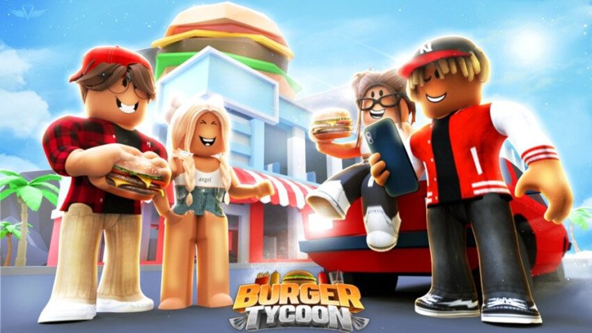 All New Roblox Burger Tycoon Codes