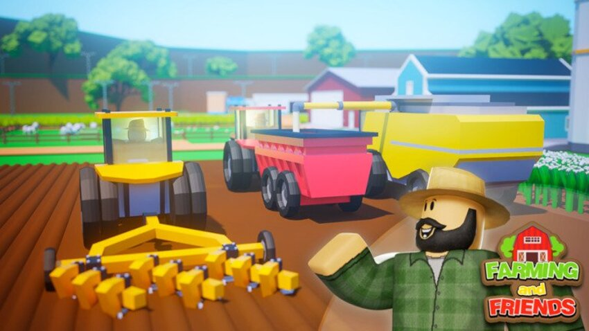 All New Roblox Farming And Friends Codes