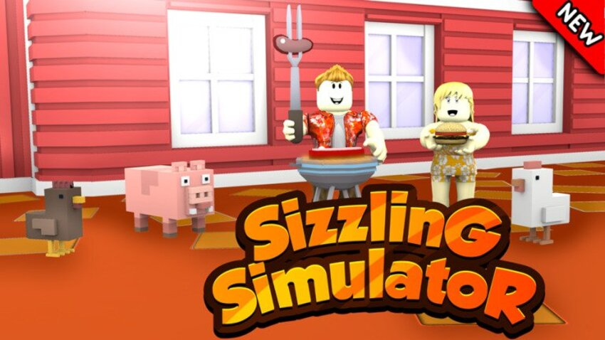 All New Roblox Sizzling Simulator Codes