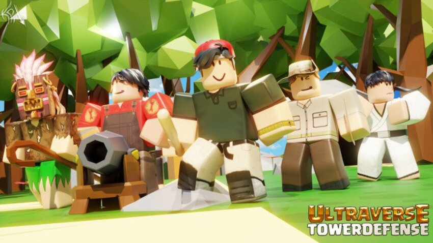 All New Roblox Ultraverse TD Codes