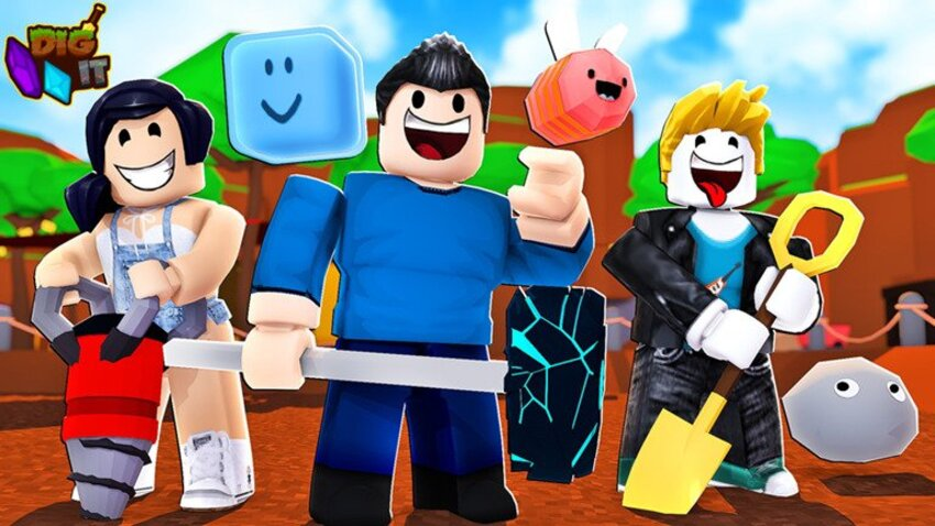 All New Roblox Dig It! Codes