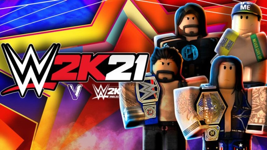 All New Roblox WWE 2K21 Codes